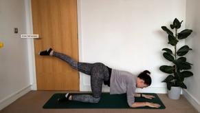 G-ILATES Pilates | Postnatal Class | 03.03.21