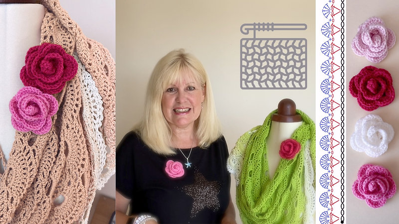Wendy Poole, Knit, Stitch and Crochet (YouTube Channel)