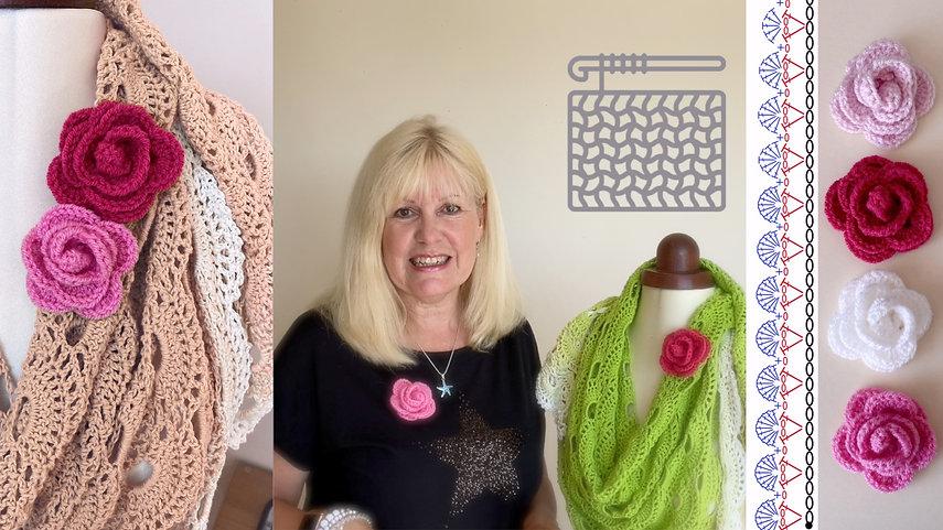 Wendy Poole, Knit, Stitch and Crochet