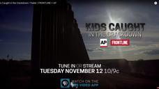 Kids Caught in the Crackdown | Trailer | FRONTLINE + AP