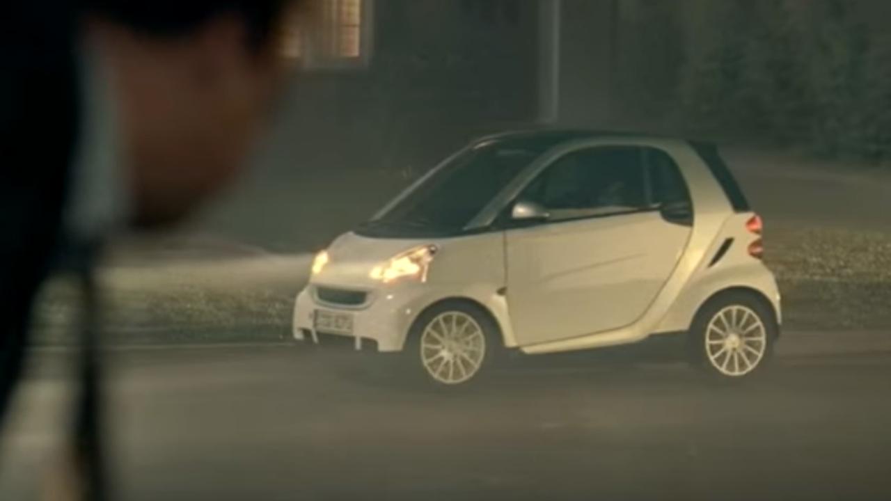 CAR ADVERTISING REEL
