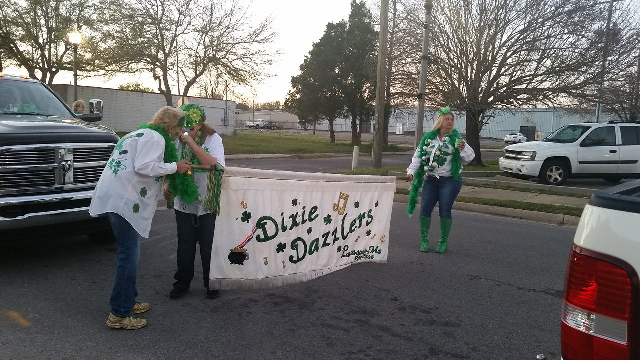 St. Patrick's Night Parade 2017