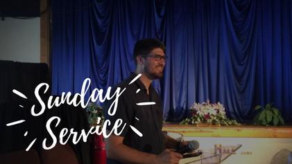 Sunday Service   June 6th 2021