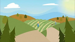 Zija Story - Moringa Animation
