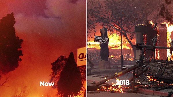 World on Fire - California