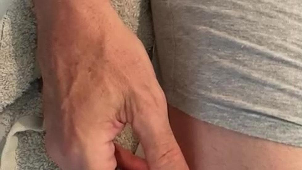 Démonstration Parkinson : avant