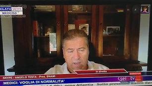Intervista ad Angelo Testa sul tema Sierologia