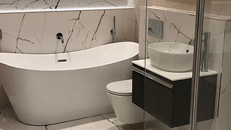 Luxury Bespoke Ensuite From Harris Bathrooms Southampton