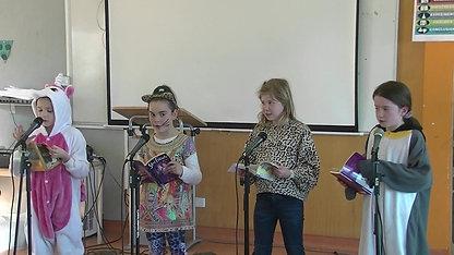 Mila, Sadie, Lily, Isabel