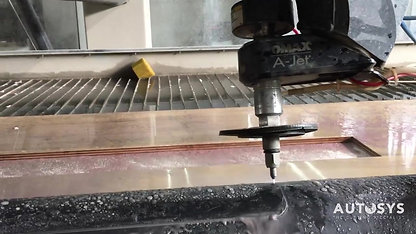 Cutting on Curve Surface