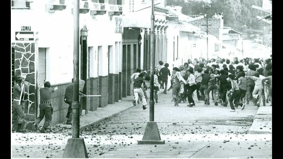 1. Paro cívico 1977