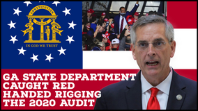 Georgia Court Order Audit Finds / The State Department Rigged The 2020 Election Audit