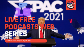 Live Free Podcasts Ep 18 / More Election Lawsuits Filed