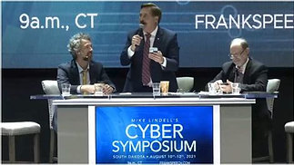 Cyber Symposium / DOMINION STOCKS CONNECTED TO CCP