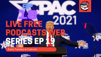 Live Free Podcasts Ep 19 / PA Primary & Dominion