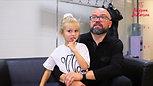 Евгений Остафурова дочь Алиса, 5 лет