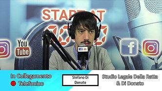 La radiointervista dell'avv. Stefano Di Donato. Si è parlato di Separazione e Divorzio