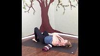 Self Massage w/Blanket