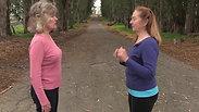 4 Attractiveness of Great Body Language: Pelvis_Flatter Belly