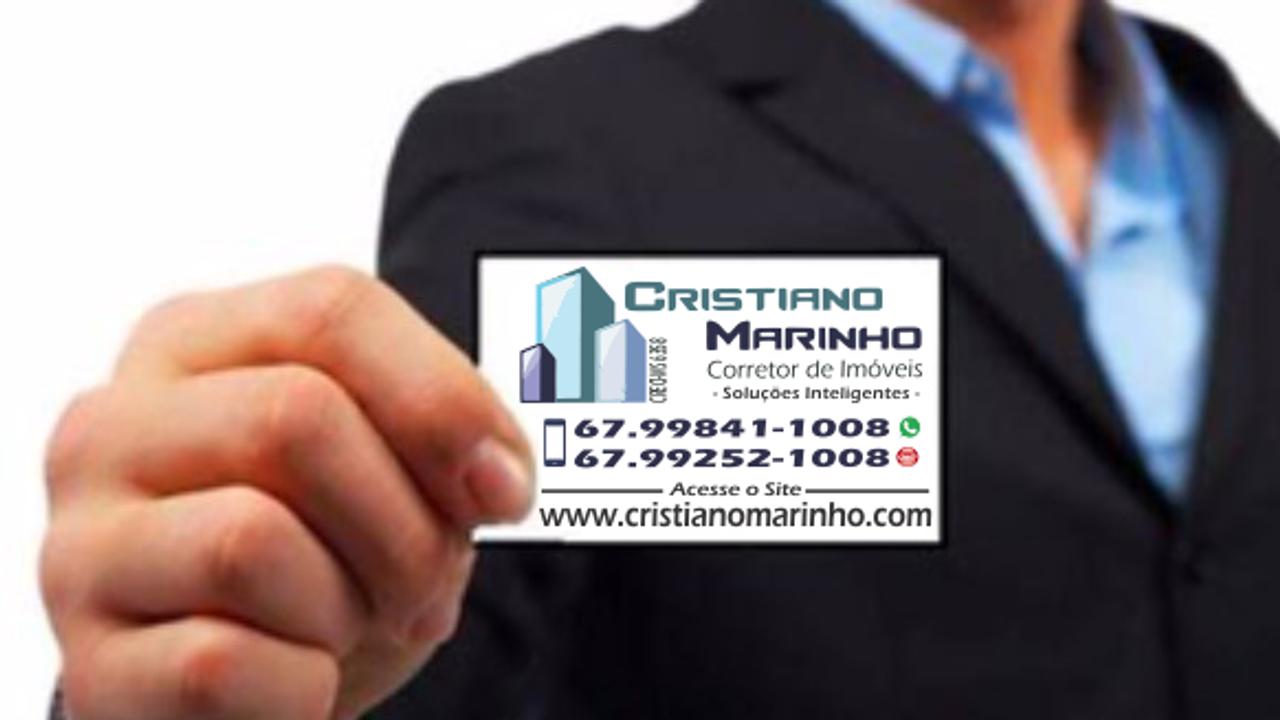 Cristiano Marinho: Orgulhosamente Mudando Vidas!