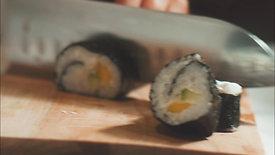 Simple Sustainability - Vegan Sushi