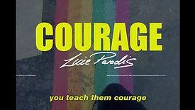 Lucie Paradis - Courage (Musikvideo)