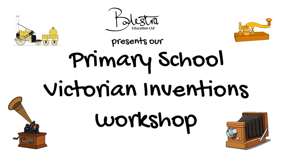 Victorian Inventions workshop