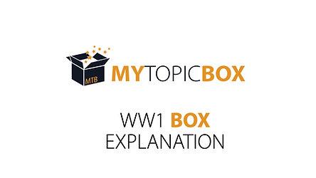 WW1 box explanation sample