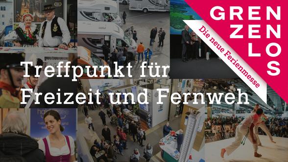 Für Aussteller der Grenzenlos - Ferienmesse, St.Gallen