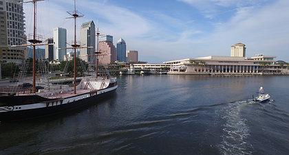 Tampa Inshore Fishing Boat