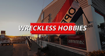 Wreckless Hobbies: Wraffles, Birthdays & More