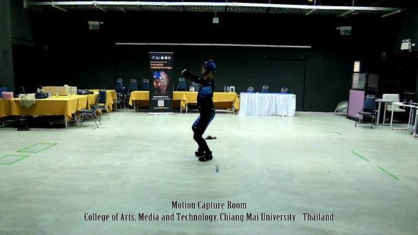 Central Thai Dance Video