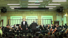 "IMAO 2016 Moscow final concert. Tchaikovsky ""Yeletsky Aria"". Boris Dyakov, conductor Alexander Winterson"