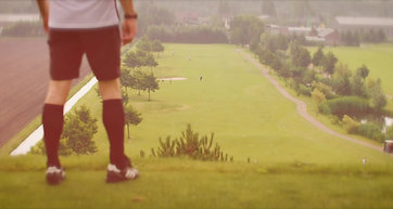 THE FOOTGOLF MOTION - TEASER