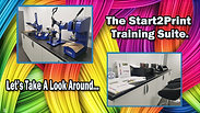 Take A Look Around The Start2Print Training Suite