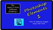 Photoshop tutorial 1