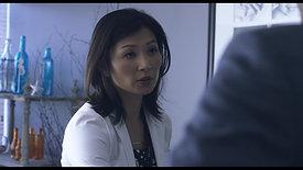 Dr. Chen, Maya, Ronan