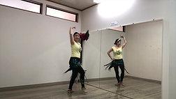 Nubian (ヌビアン) Dance - Chapter 1
