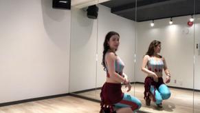 はじめてのベリーダンス - Level 4