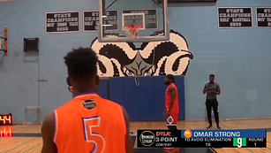 Omar Strong 3-PT Contest RD. 1