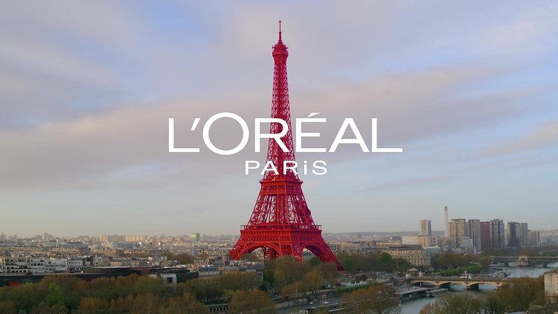 L'Oreal Rouge Signature 15S TV