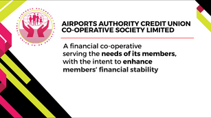 Company Video Animation for Airports Authority Credit Union