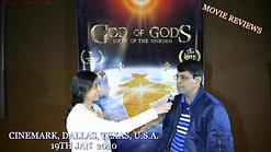 Reviews for God of Gods English