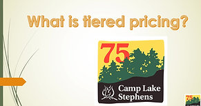 Tiered Pricing Video