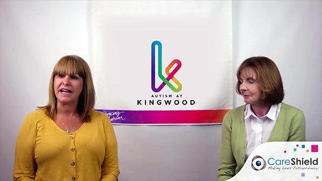 Autism at Kingwood - Adela Warrington, Julie Hough