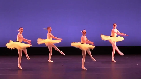 Dancers for a Cause Video created by Francisco Estevez
