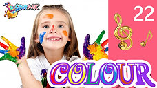 22A Colors Song