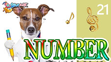 21A Numbers Song
