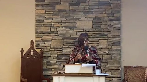 "Pastor Belinda "" The Obstacle Of Ministry """