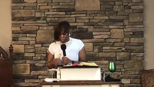 "Pastor Belinda ""The Study Of Ephesians """